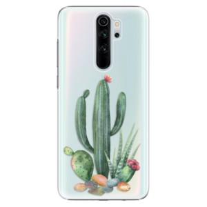 Plastové pouzdro iSaprio - Cacti 02 na mobil Xiaomi Redmi Note 8 Pro