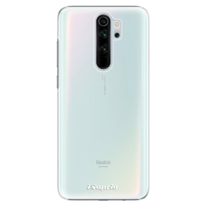 Plastové pouzdro iSaprio - 4Pure mléčné bez potisku na mobil Xiaomi Redmi Note 8 Pro