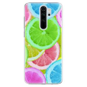 Plastové pouzdro iSaprio - Lemon 02 na mobil Xiaomi Redmi Note 8 Pro - poslední kus za tuto cenu