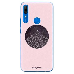 Plastové pouzdro iSaprio - Digital Mountains 10 na mobil Huawei P Smart Z