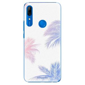 Plastové pouzdro iSaprio - Digital Palms 10 na mobil Huawei P Smart Z