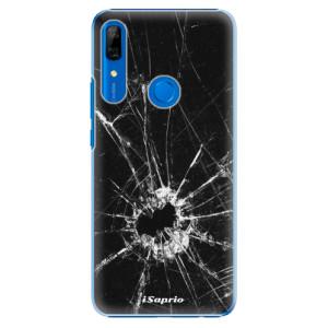 Plastové pouzdro iSaprio - Broken Glass 10 na mobil Huawei P Smart Z