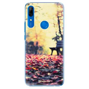 Plastové pouzdro iSaprio - Bench 01 na mobil Huawei P Smart Z
