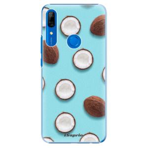 Plastové pouzdro iSaprio - Coconut 01 na mobil Huawei P Smart Z