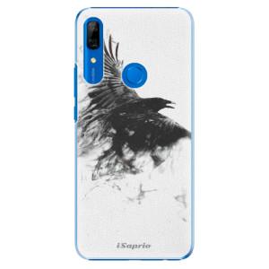 Plastové pouzdro iSaprio - Dark Bird 01 na mobil Huawei P Smart Z