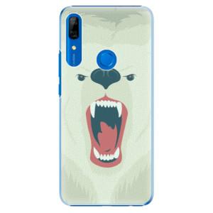 Plastové pouzdro iSaprio - Angry Bear na mobil Huawei P Smart Z