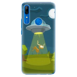 Plastové pouzdro iSaprio - Alien 01 na mobil Huawei P Smart Z