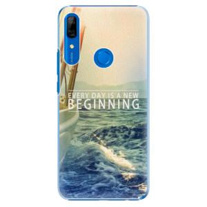 Plastové pouzdro iSaprio - Beginning na mobil Huawei P Smart Z