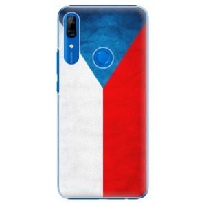 Plastové pouzdro iSaprio - Czech Flag na mobil Huawei P Smart Z