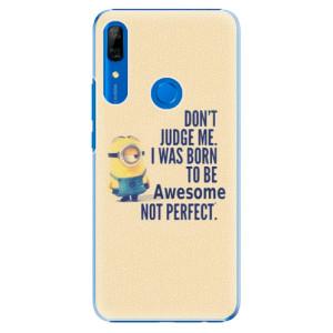 Plastové pouzdro iSaprio - Be Awesome na mobil Huawei P Smart Z