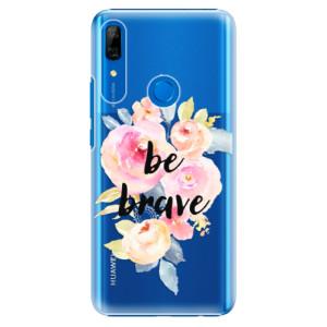Plastové pouzdro iSaprio - Be Brave na mobil Huawei P Smart Z