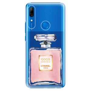Plastové pouzdro iSaprio - Chanel Rose na mobil Huawei P Smart Z