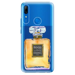Plastové pouzdro iSaprio - Chanel Gold na mobil Huawei P Smart Z
