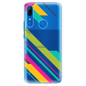 Plastové pouzdro iSaprio - Color Stripes 03 na mobil Huawei P Smart Z