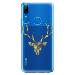 Plastové pouzdro iSaprio - Deer Green na mobil Huawei P Smart Z