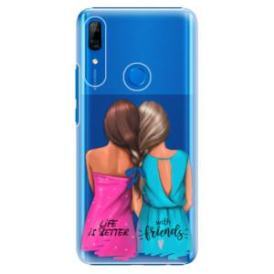 Plastové pouzdro iSaprio - Best Friends na mobil Huawei P Smart Z
