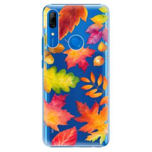 Plastové pouzdro iSaprio - Autumn Leaves 01 na mobil Huawei P Smart Z