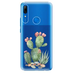 Plastové pouzdro iSaprio - Cacti 01 na mobil Huawei P Smart Z