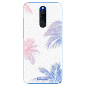 Plastové pouzdro iSaprio - Digital Palms 10 na mobil Xiaomi Redmi 8