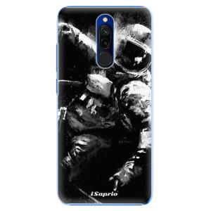 Plastové pouzdro iSaprio - Astronaut 02 na mobil Xiaomi Redmi 8