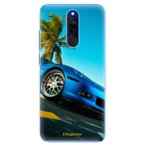 Plastové pouzdro iSaprio - Car 10 na mobil Xiaomi Redmi 8