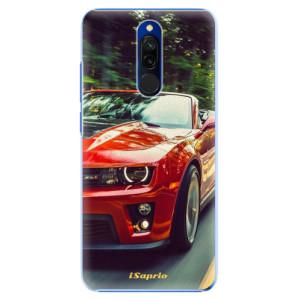 Plastové pouzdro iSaprio - Chevrolet 02 na mobil Xiaomi Redmi 8