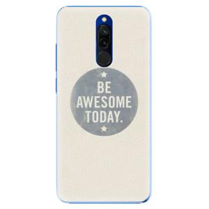 Plastové pouzdro iSaprio - Awesome 02 na mobil Xiaomi Redmi 8