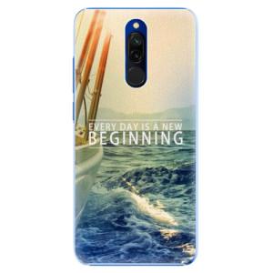 Plastové pouzdro iSaprio - Beginning na mobil Xiaomi Redmi 8
