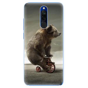 Plastové pouzdro iSaprio - Bear 01 na mobil Xiaomi Redmi 8