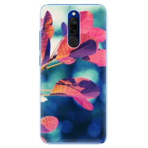Plastové pouzdro iSaprio - Autumn 01 na mobil Xiaomi Redmi 8