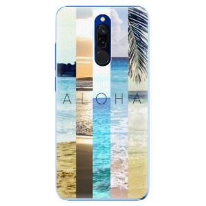 Plastové pouzdro iSaprio - Aloha 02 na mobil Xiaomi Redmi 8