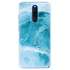 Plastové pouzdro iSaprio - Blue Marble na mobil Xiaomi Redmi 8