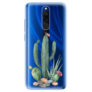 Plastové pouzdro iSaprio - Cacti 02 na mobil Xiaomi Redmi 8