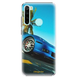 Plastové pouzdro iSaprio - Car 10 na mobil Xiaomi Redmi Note 8