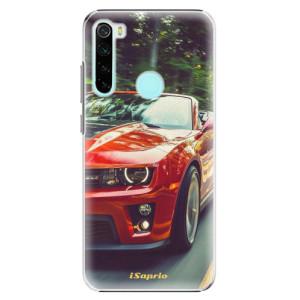 Plastové pouzdro iSaprio - Chevrolet 02 na mobil Xiaomi Redmi Note 8