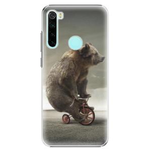 Plastové pouzdro iSaprio - Bear 01 na mobil Xiaomi Redmi Note 8