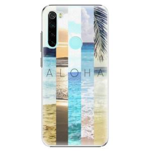 Plastové pouzdro iSaprio - Aloha 02 na mobil Xiaomi Redmi Note 8