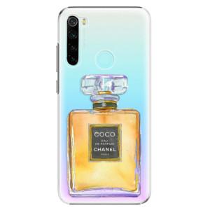 Plastové pouzdro iSaprio - Chanel Gold na mobil Xiaomi Redmi Note 8