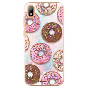 Plastové pouzdro iSaprio - Donuts 11 na mobil Huawei Y5 2019