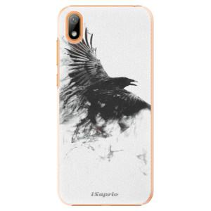 Plastové pouzdro iSaprio - Dark Bird 01 na mobil Huawei Y5 2019