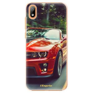 Plastové pouzdro iSaprio - Chevrolet 02 na mobil Huawei Y5 2019