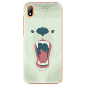 Plastové pouzdro iSaprio - Angry Bear na mobil Huawei Y5 2019