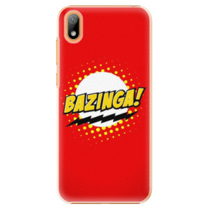 Plastové pouzdro iSaprio - Bazinga 01 na mobil Huawei Y5 2019