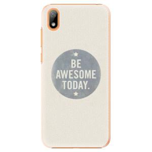 Plastové pouzdro iSaprio - Awesome 02 na mobil Huawei Y5 2019