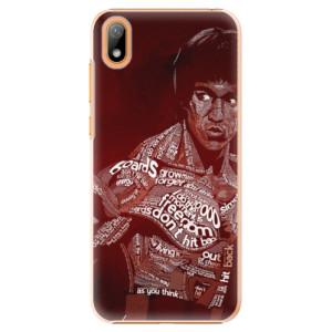 Plastové pouzdro iSaprio - Bruce Lee na mobil Huawei Y5 2019
