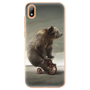 Plastové pouzdro iSaprio - Bear 01 na mobil Huawei Y5 2019