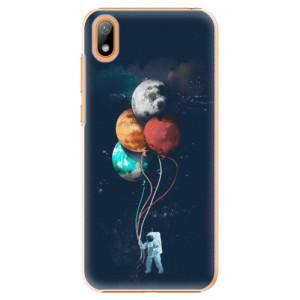 Plastové pouzdro iSaprio - Balloons 02 na mobil Huawei Y5 2019