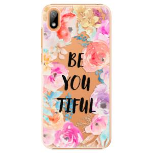 Plastové pouzdro iSaprio - BeYouTiful na mobil Huawei Y5 2019