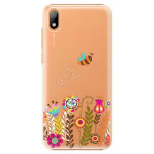 Plastové pouzdro iSaprio - Bee 01 na mobil Huawei Y5 2019
