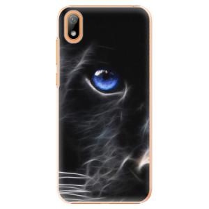 Plastové pouzdro iSaprio - Black Puma na mobil Huawei Y5 2019